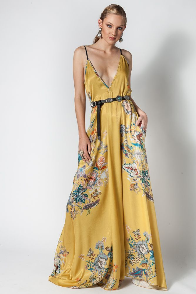 fe95605653a4 dia floral dress - Dresses - NIDODILEDA