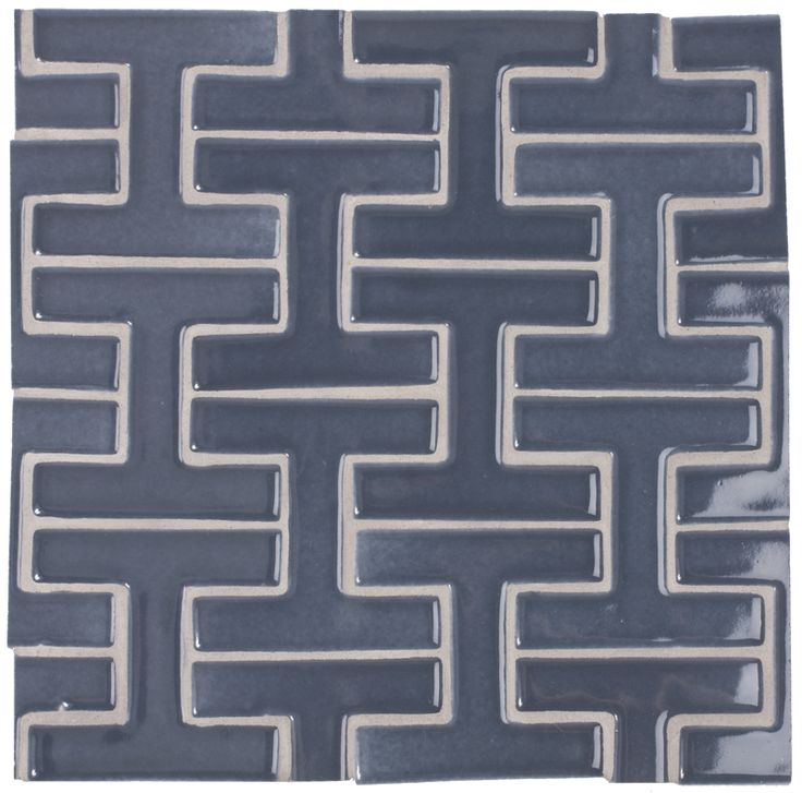 Fireclay S Eco Friendly Tile Chaine Homme In Nautical