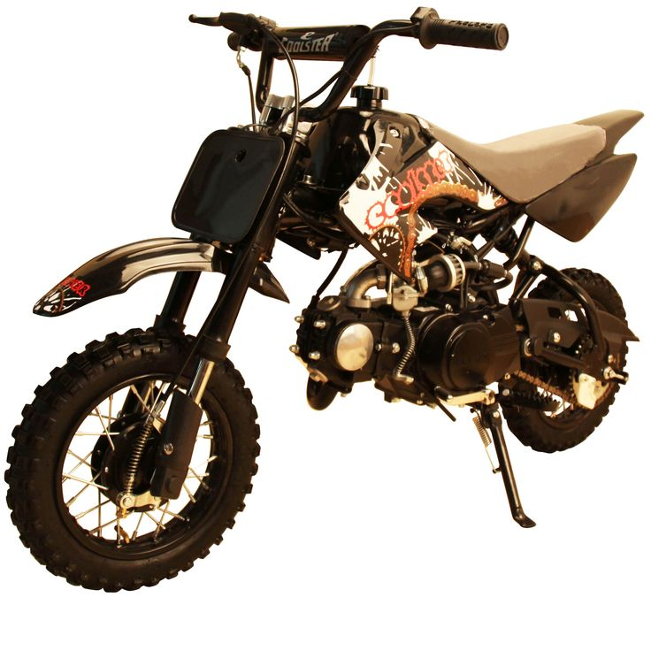Buy a top quality 70cc Dirt Bike from Power Ride Outlet.