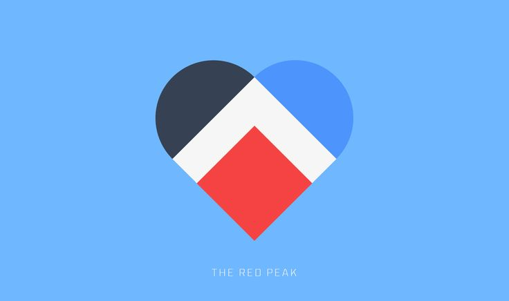 "Demi on Twitter: ""A little heartfelt support for Aaron Dustin's Red Peak design #RedPeak http://t.co/aA9zUp925s"""