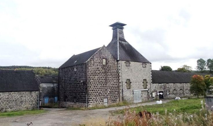 Convalmore  distillery, Dufftown, Scotland