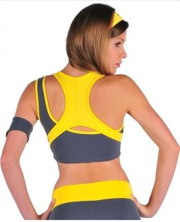 Bia Brazil BT2379 Kerry Bra Top Women Gym Activewear $39.95 via http://nelasportswear.com
