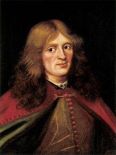 Hunyadi László portréja, 18. századi festmény
