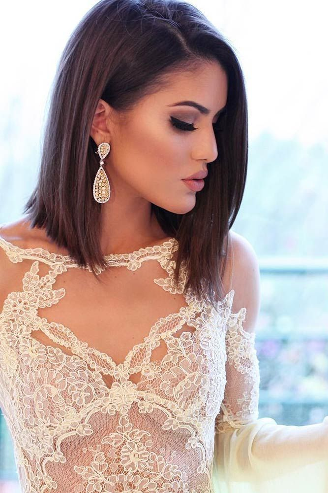 A-line haircuts are one of the trendiest hairstyles today and they seem to be here for the long-haul. It's designed to provide more volume and fullness to the back of your hair. There are many styling options for the A-line haircut.