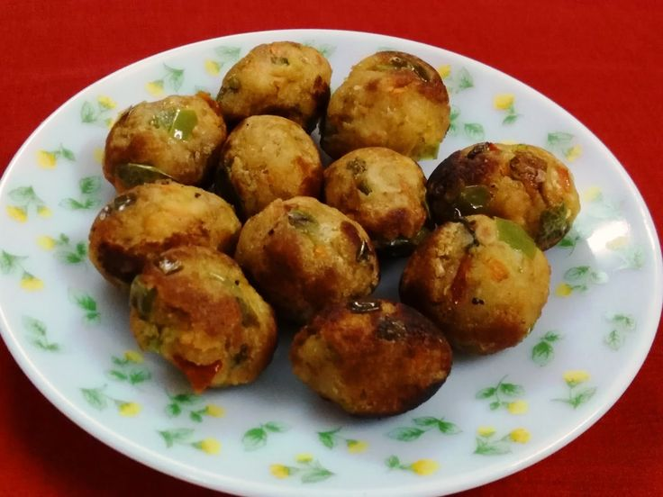 A healthy evening snack for all age groups with less oil. These crispy veg balls taste equally good like Veg cutlets that are deep fried i...