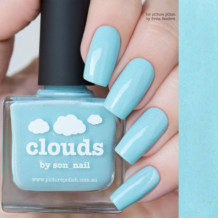 PicturePolish  Kynsilakka - CLOUDS 15,50€