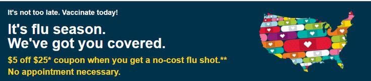 FREE Flu Shot At CVS PLUS $5 Off $25!    http://feeds.feedblitz.com/~/512573746/0/groceryshopforfree~FREE-Flu-Shot-At-CVS-PLUS-Off/