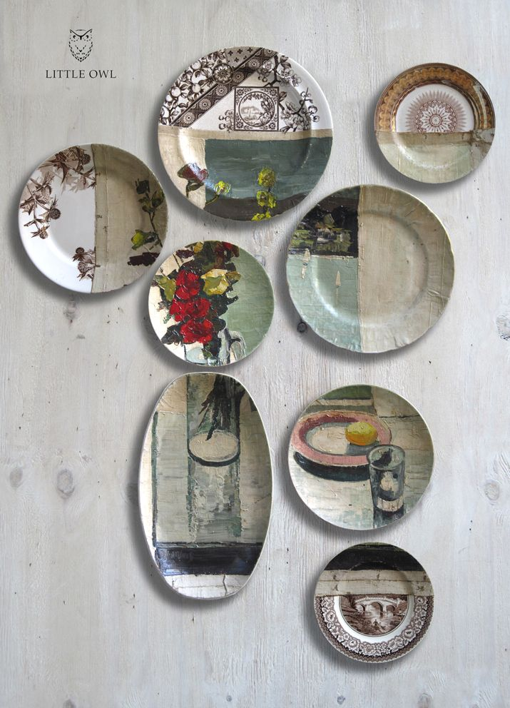 Still Life 1948 & 11 best Wall plates images on Pinterest | Decorative plates Dish ...