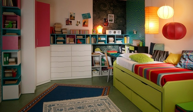 17 best ideas about decoracion de dormitorios juveniles on - Decoracion habitaciones pequenas juveniles ...