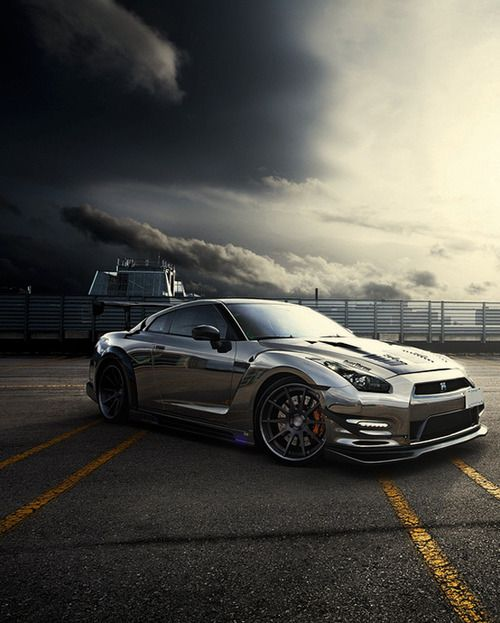 247 Best Images About Modified Nissan Gt-r On Pinterest