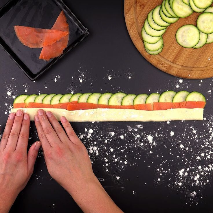 49++ Fleur courgette pate feuilletee trends