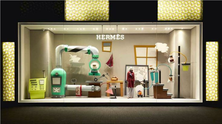 Best 25+ Hermes window ideas on Pinterest | Window display ...