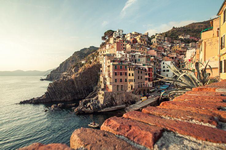 Tetris | Riomaggiore | Italy  Photo from my last trip to Italy