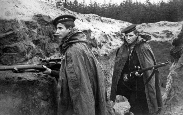 Frontovye Dorogi Velikoj Otechestvennoj Vojny Vojna Soldaty Moryak