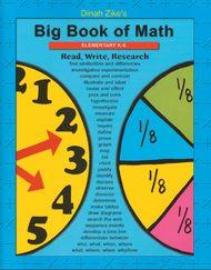 Dinah Zike's Big Book of Elementary Math K-6