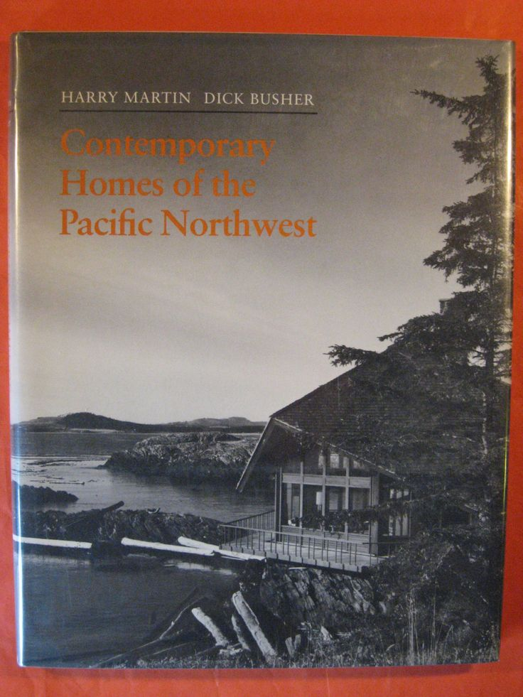 Contemporary Homes of the Pacific Northwest by Harry Martin and Dick Busher by Pistilbooks on Etsy