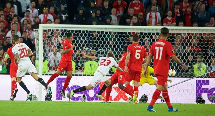 Liverpool 1-3 Sevilla: Reds capitulate in Europa League Final