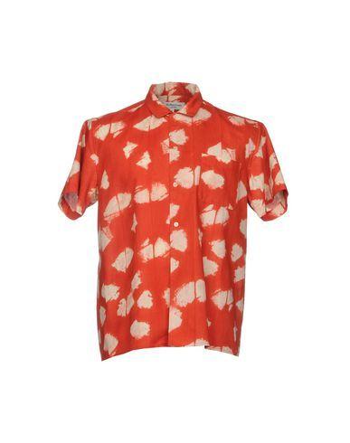 YMC YOU MUST CREATE Men's Shirt Rust XL INT