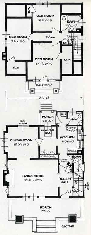 images about Home plans on Pinterest   House plans  Floor     Standard House Plans  The Raeford