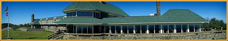 Queen Wilhelmina State Park Lodge in Mena, Arkansas. We visited there for scenic views, putt-putt golf, and deer petting zoo several times in the summer while growing up (and stayed in Mena at bottom of Rich Mountain), 1970s. Returned with my husband & children in July 2000.