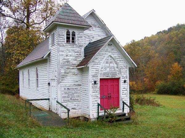 St. Matthews Church * Todd, NC