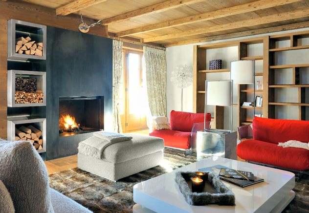 chalet charme...