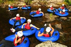 Extreme Stag Do Ideas and Action Packed Hen Weekend Ideas in Scotland