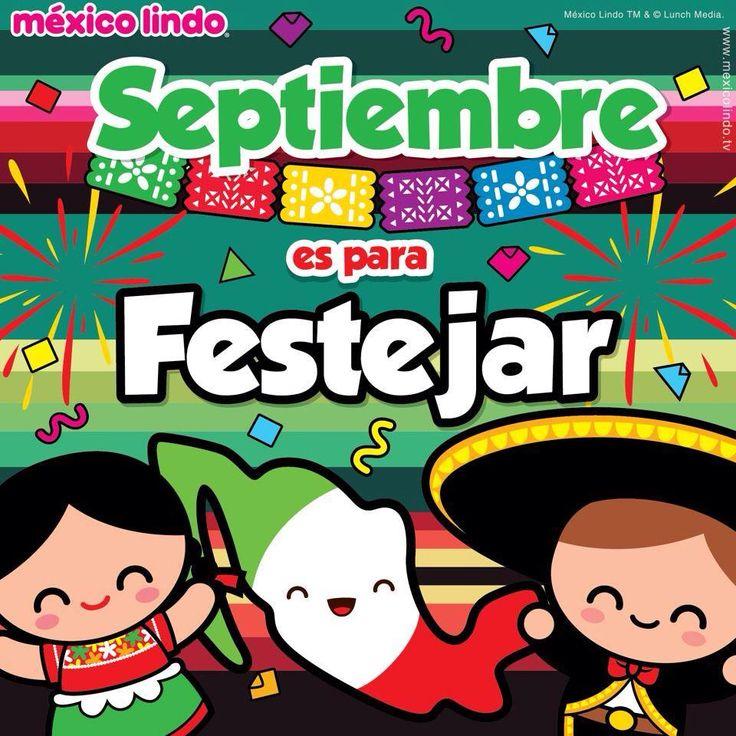"""""""Septiembre es para Festejar"""""""
