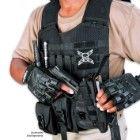 M48 Gear MOLLE Compatible Tactical Vest Black | BUDK.com - Knives & Swords At The Lowest Prices!