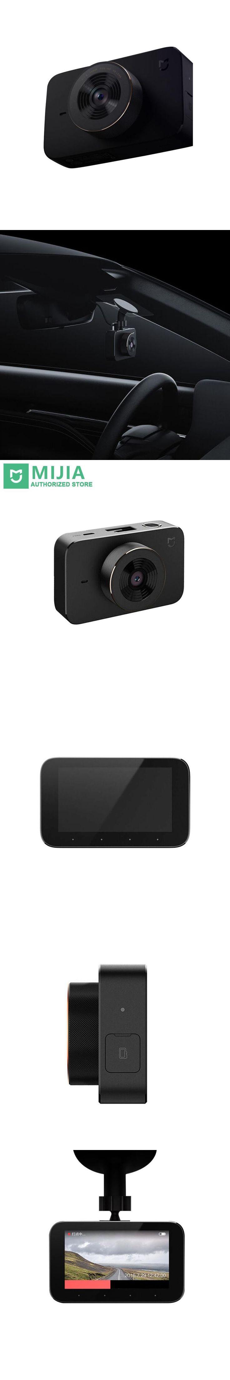 New Xiaomi Mijia Smart Car Carcorder F1.8 1080P 160 Degree Wide Angle 3 Inch HD Screen WiFi Connection Car Mi DVR