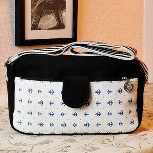 Новая Англия фабрики сразу корейские женщины сумку диагональ сумка случайные холст сумки черно-красный и белый сумочка - Taobao