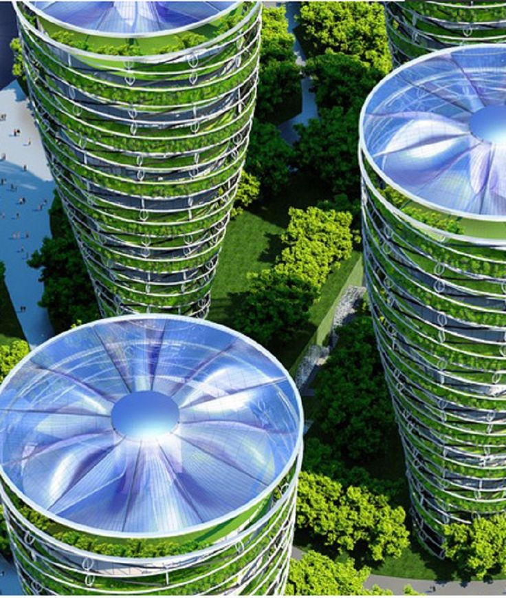 """Inhabitat favorite Vincent Callebaut unveiled plans to transform Paris into a futuristic """"smart"""" city that looks more like a macrostudy of a rainforest than an urban jungle. Vincent Callebaut's Smart City was commissioned as part of the Climate Plan  Read more: Futuristic Paris Smart City is filled with flourishing green skyscrapers Paris Smart City 2050 by Vincent Callebaut – Inhabitat - Sustainable Design Innovation, Eco Architecture, Green Building"""