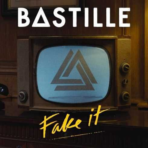 bastille fake it video meaning