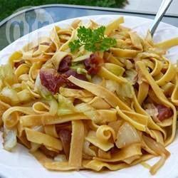 Haluski (Polnisches Nudelgericht)