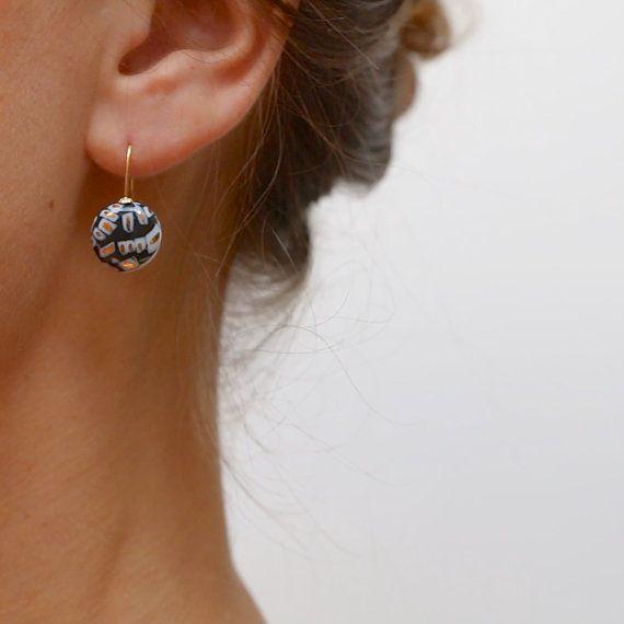 17 meilleures id es propos de boucles d 39 oreilles en argile sur pinteres - Bijoux paiement en plusieurs fois ...