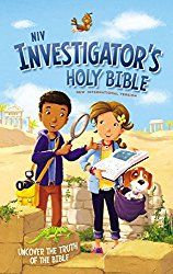 What a fantastic review from our friend Lynda at About the Children's Department about our newest NIV Investigator's Holy Bible! Check it out!