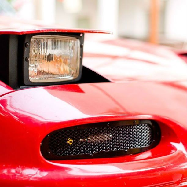 """The Jass Performance Low Profile Headlight kits is a straight replacement and upgrade from the standard round 7"""" lamps to a sportier improved rectangular Hella E-code headlamps for the NA/Mk1 Mazda Miata MX-5 EUNOS roadster. The Low Profile Headlights are featuring:  Fully reversible upgrade of the stock headlight bodies. Premium branded E-signed, TÜV approved Hella Headlights with integrated low/high beam. Significantly improved light output to the US headlights. Extremely low profile…"""