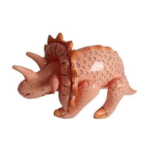 Dinofeestje vieren? Feestwinkel Altijd Feest heeft verschillende leuke dino feestartikelen. Ook hebben we leuke opblaasbare dinosaurus figuren.
