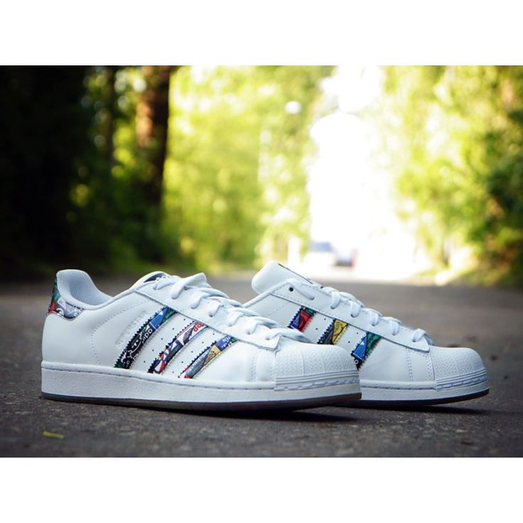 ADIDAS SUPERSTAR TONGUE LABEL S79390