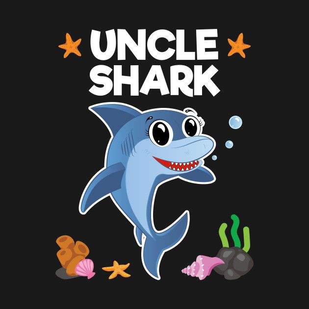 8853720f7cf7e uncle shark shirt - uncle shirts gifts quotes from niece nephew men ...