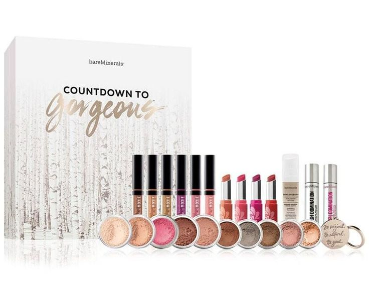 Bare Minerals Countdown To Gorgeous Kit