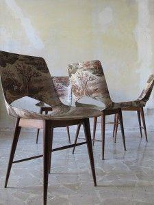 sedie italiane paesaggio\