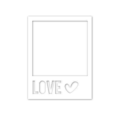 Découpes POLA LOVE - Custom & Craft