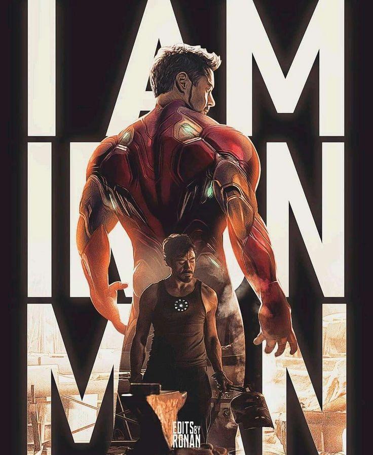 IRON MAN – Kimberly
