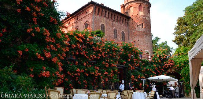 Castle on Monferrato Hills, Piedmont http://www.yesinitaly.com/it/matrimonio-tra-le-colline-del-monferrato/