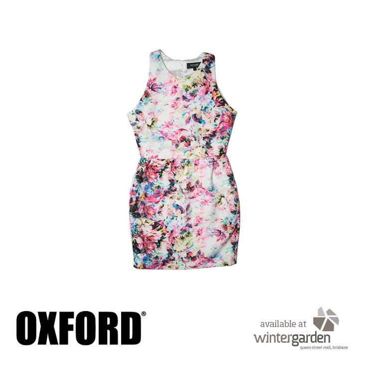 She'll love the gorgeous print on this dress.