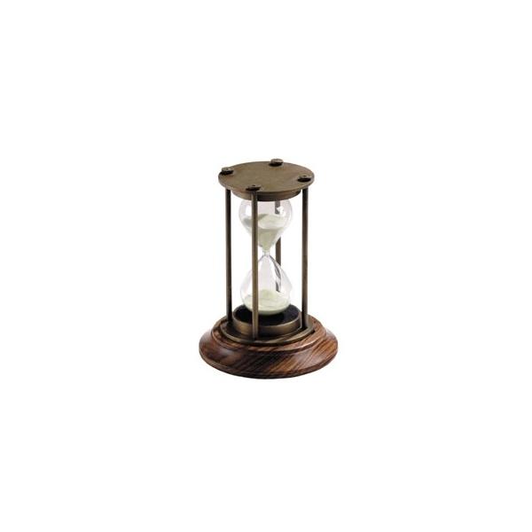 Bronzed Hourglass