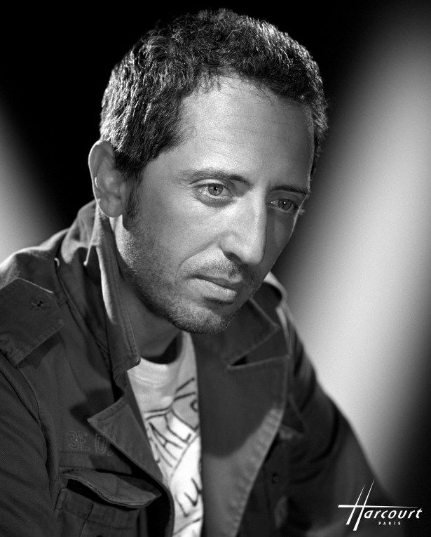 «Gad Elmaleh»|©StudioHarcourt
