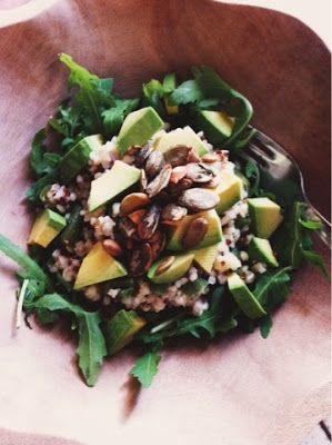 Insalata di Quinoa e Bulgur #food #ricettedibacco