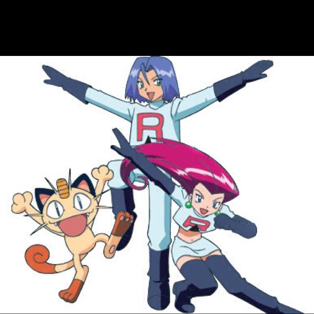Team Rocket Jessie And James Hookup